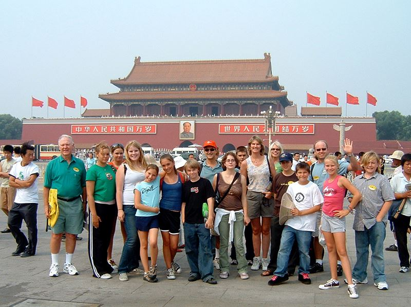 The Grauer School's Expedition to China